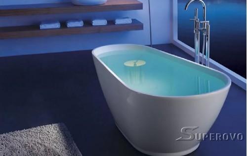 Ремонт и реставрация  акриловой ванны 1,5м  в Барановичах
