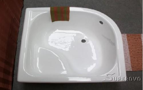 Ремонт и реставрация  чугунной сидячей ванны 1,2м  в Барановичах
